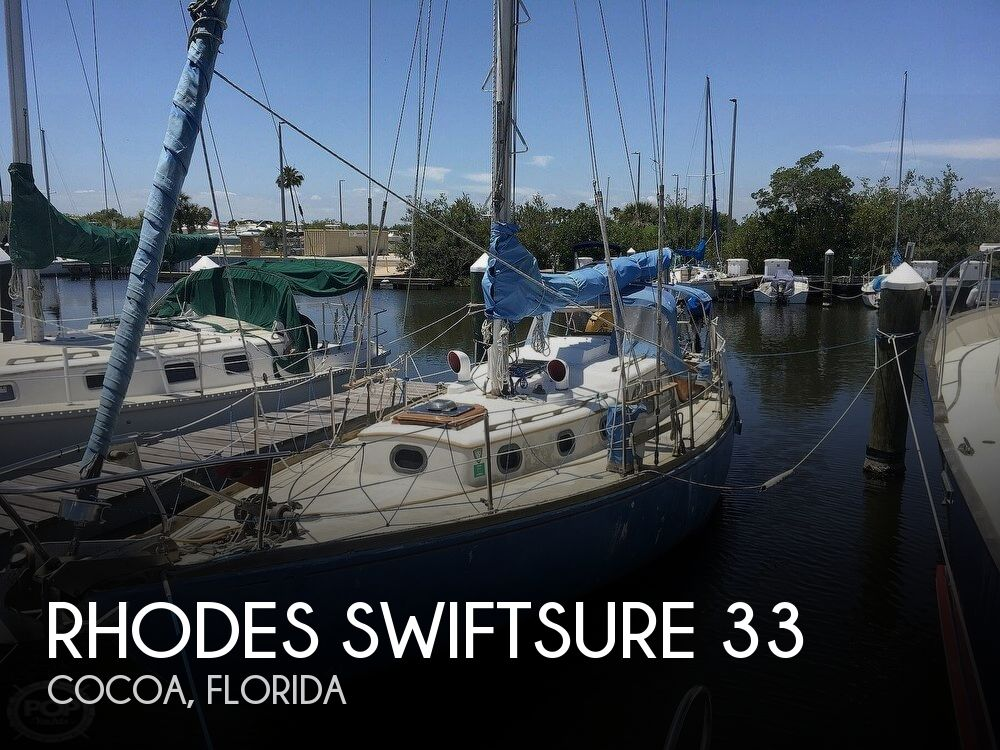 Used Rhodes Boats For Sale by owner | 1960 Rhodes 33