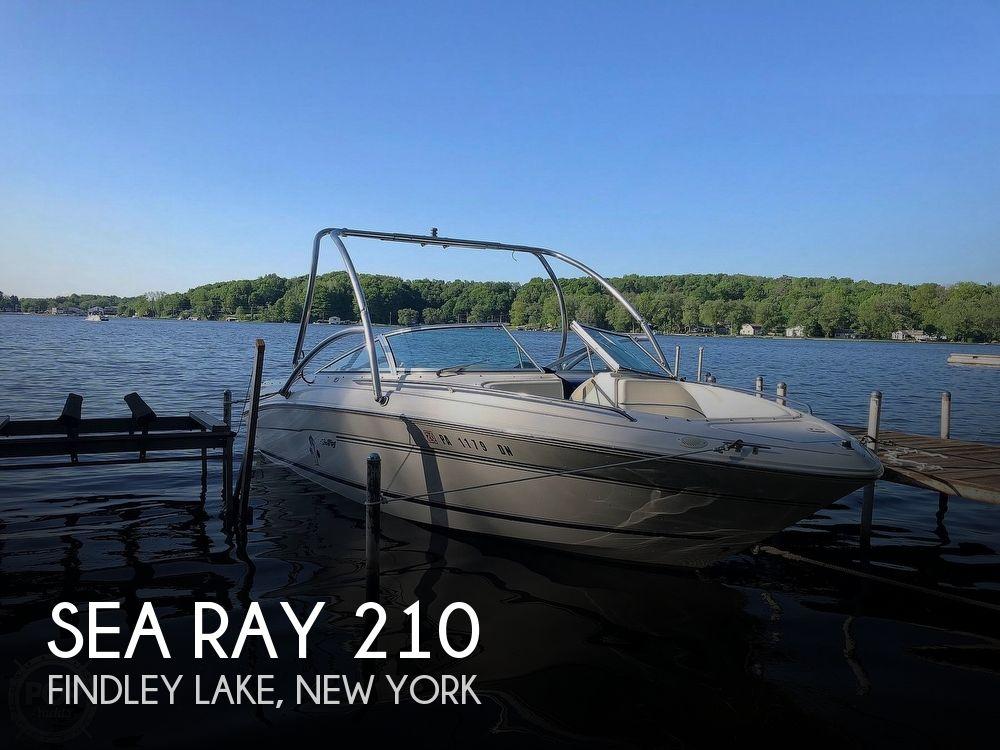 1997 Sea Ray 21