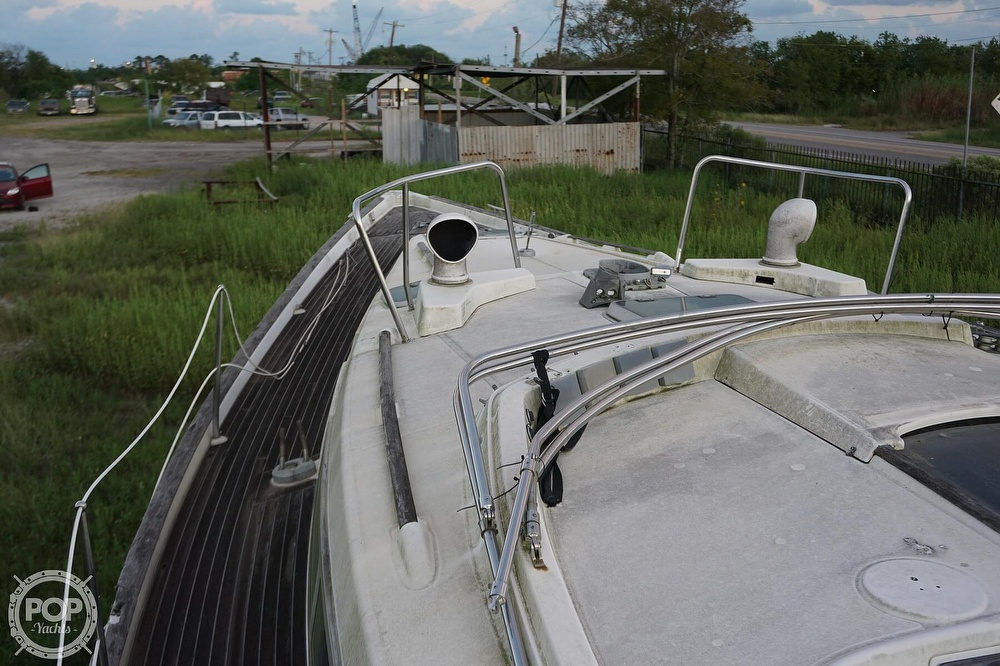 1995 Beneteau boat for sale, model of the boat is 44 CC & Image # 28 of 40