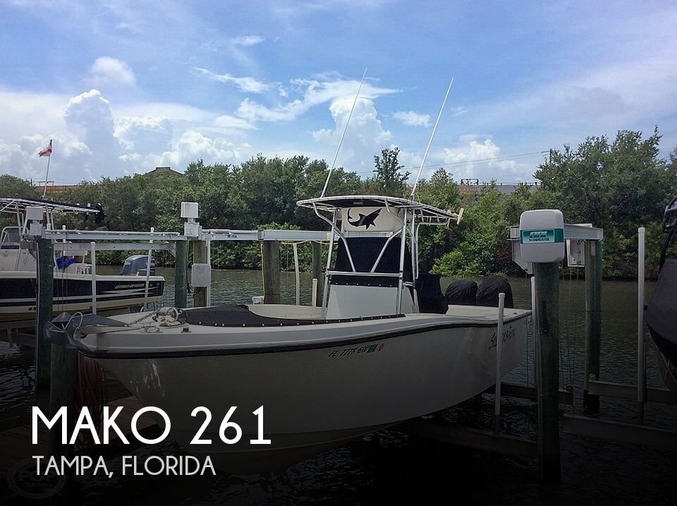 Used MAKO Boats For Sale in Florida by owner | 1989 Mako 26