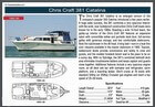 1984 CHRIS-CRAFT 381 CATALINA