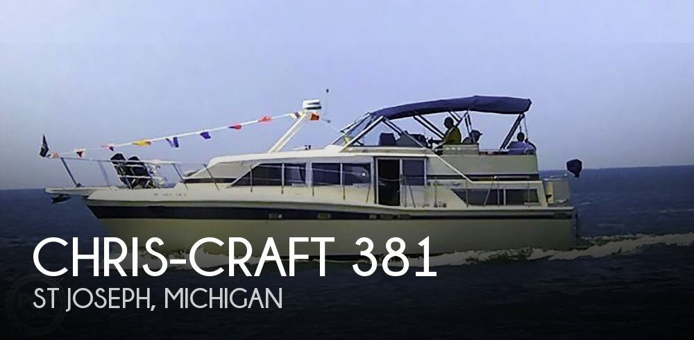 Chris-Craft 381 Catalina boat for sale in South Haven, MI