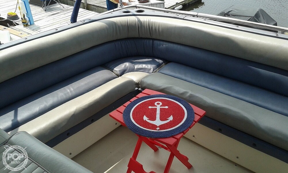 1984 Chris Craft boat for sale, model of the boat is 381 Catalina & Image # 30 of 40