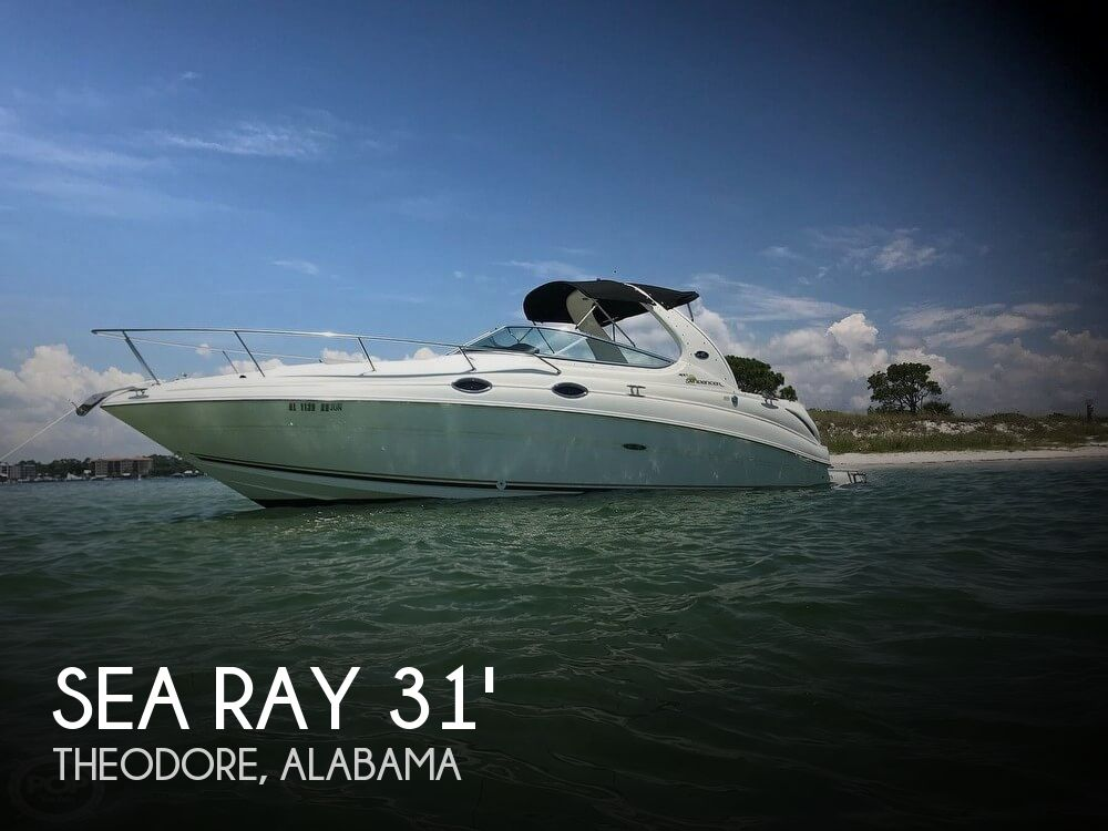 Sea Ray Boats For Sale in Alabama | Used Sea Ray Boats For