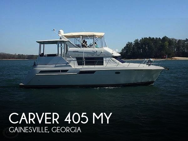 Used Boats For Sale in Atlanta, Georgia by owner | 1997 Carver 405