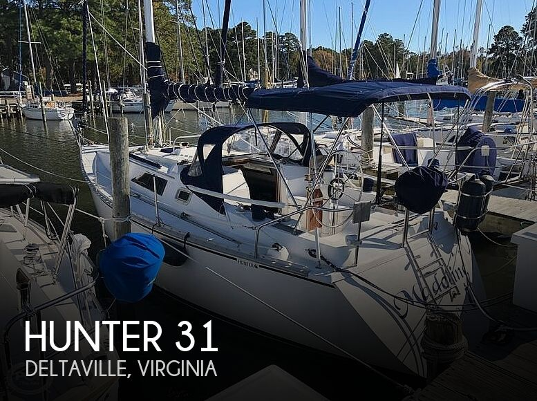 Used Hunter Sailboats For Sale in Virginia by owner | 1986 Hunter 31