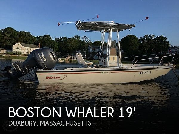Used Boston Whaler 19 Boats For Sale by owner | 1994 Boston Whaler 19