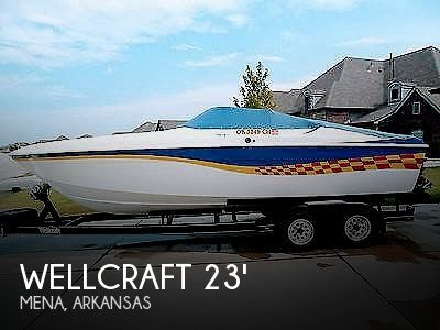Used Wellcraft 23 Boats For Sale by owner | 1993 Wellcraft 23