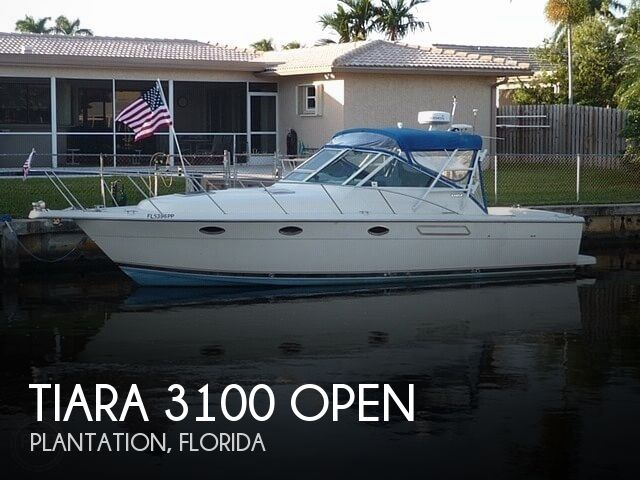 Used Tiara Boats For Sale by owner   1994 Tiara 3100 Open