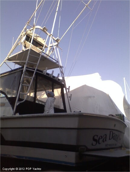 1986 Aquasport boat for sale, model of the boat is 290 Tournament Master & Image # 4 of 16