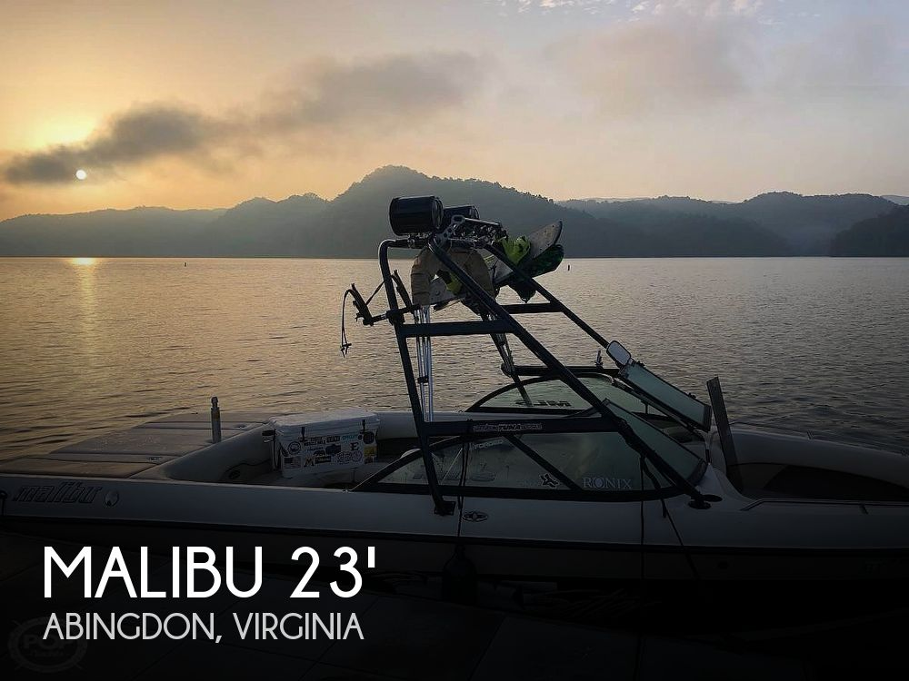 Used Power boats For Sale in Kingsport, Tennessee by owner | 2001 23 foot Malibu Wakesetter LSV