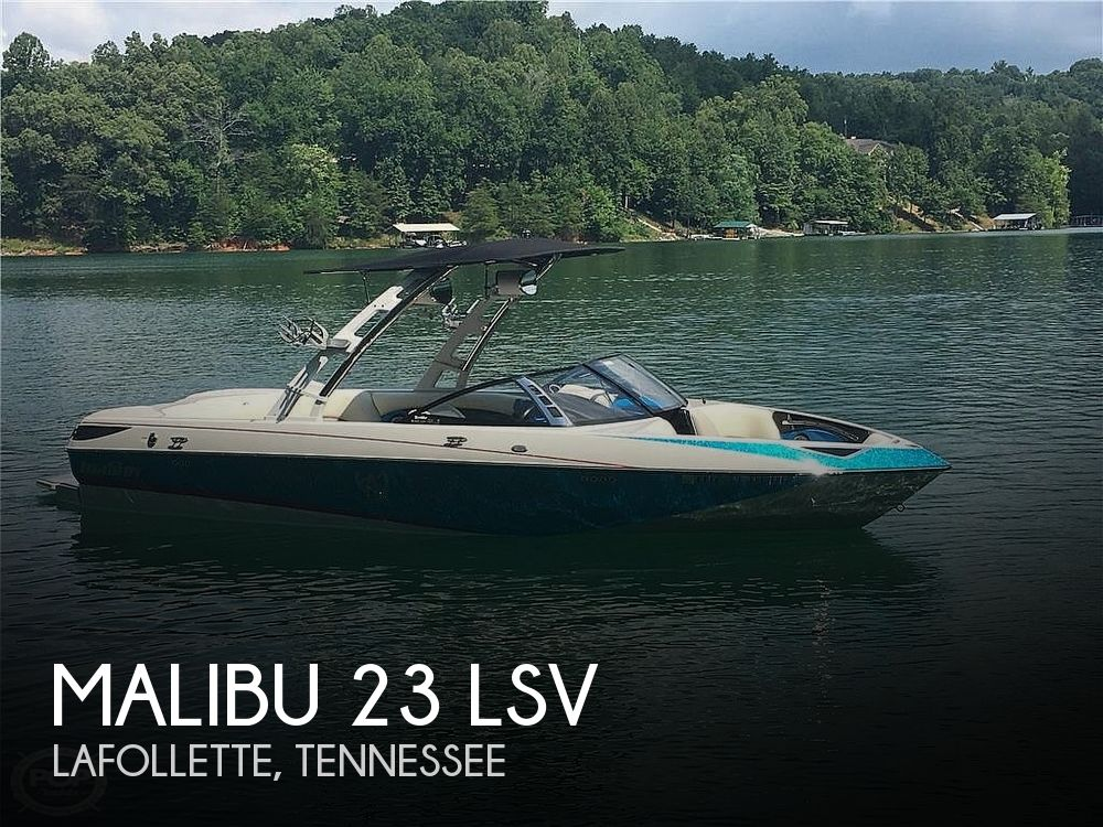 Used Boats For Sale in Knoxville, Tennessee by owner | 2013 Malibu 23
