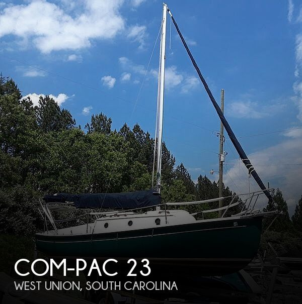 Used Sailboats For Sale in Greenville, South Carolina by owner | 1985 Com-Pac 23