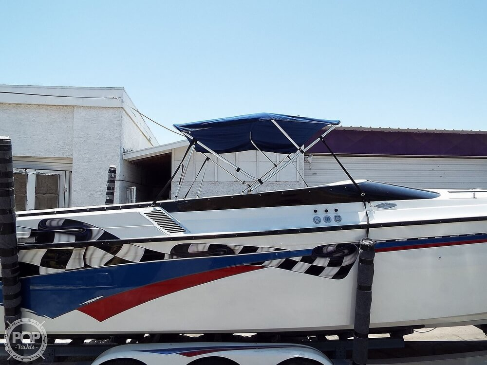 1993 Stryker boat for sale, model of the boat is 3800 Thunder & Image # 22 of 25