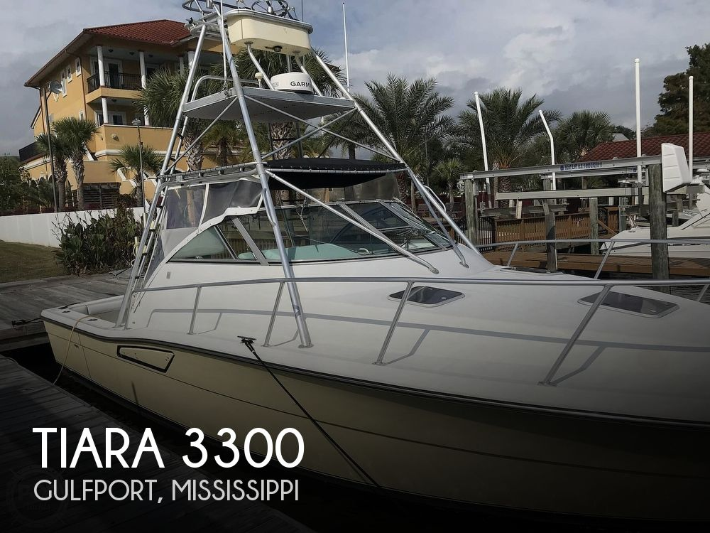 Used Tiara Boats For Sale by owner | 1991 Tiara 3300