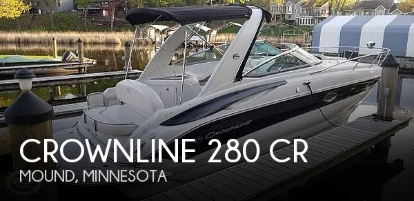 Used Boats For Sale in Minnesota by owner | 2011 Crownline 27