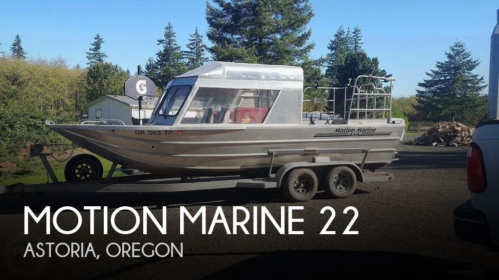 Used Motion Marine Boats For Sale by owner | 1990 Motion Marine 22