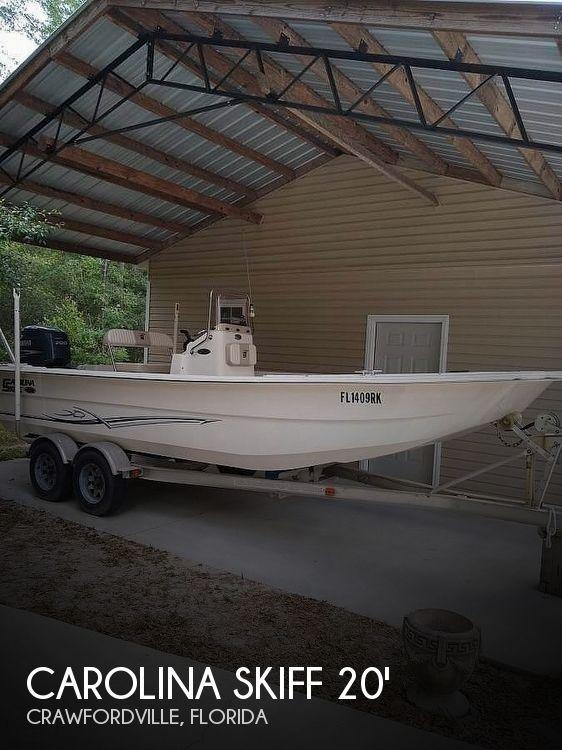 Used Carolina Skiff Boats For Sale by owner | 2016 Carolina Skiff 21 DLX