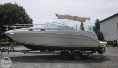 Sea Ray 260 Sundancer, 26', for sale - $23,750