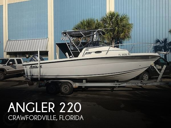 Used Angler Boats For Sale by owner | 2011 Angler 22