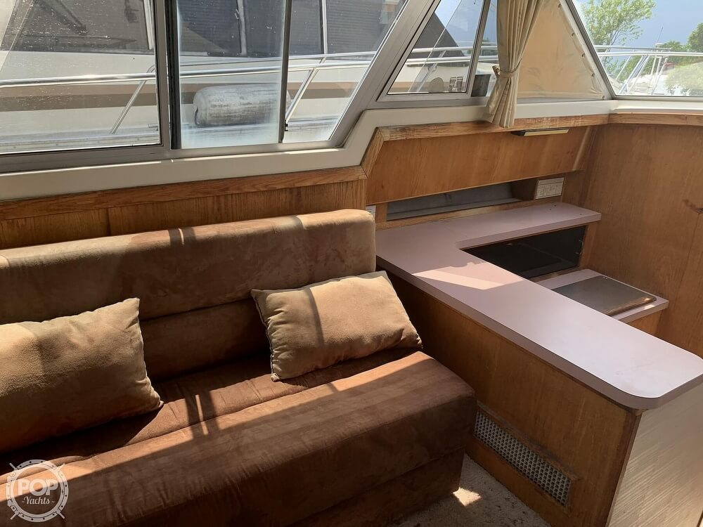 1988 Silverton boat for sale, model of the boat is 34 Convertible & Image # 29 of 40