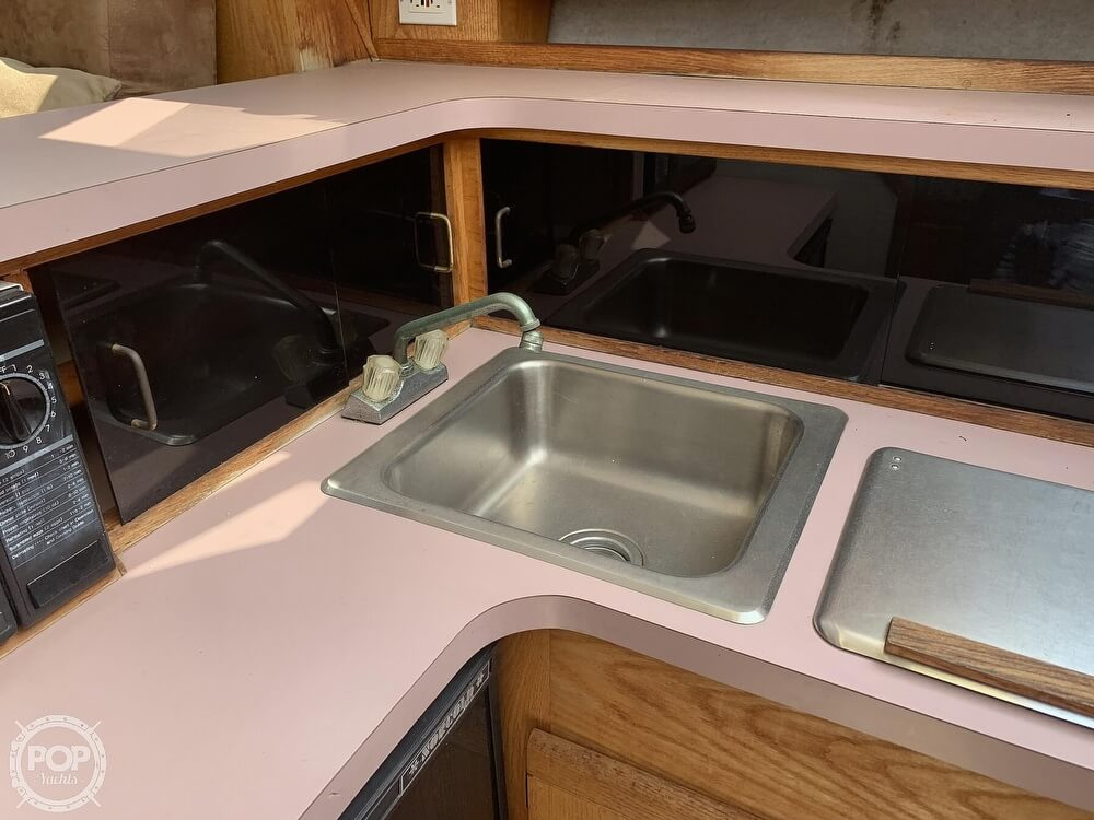 1988 Silverton boat for sale, model of the boat is 34 Convertible & Image # 36 of 40