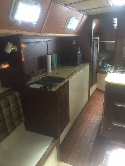 1979 Watkins boat for sale, model of the boat is 36AC & Image # 5 of 40