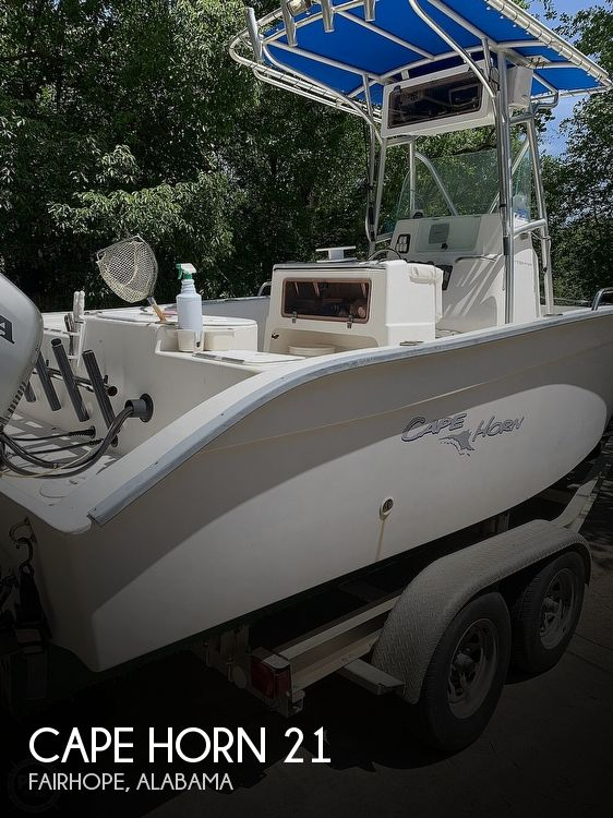 Used CAPE HORN Boats For Sale by owner | 2004 Cape Horn 21