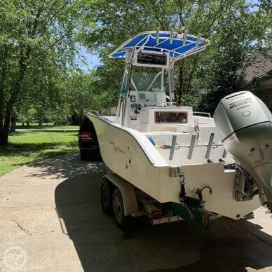 Cape Horn 21 Center Console, 21', for sale - $26,650