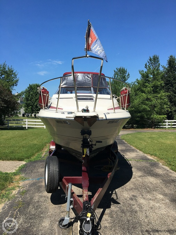 1990 Maxum boat for sale, model of the boat is 2555 ML & Image # 11 of 41