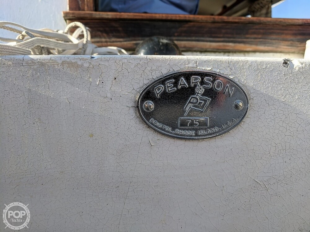 1967 Pearson boat for sale, model of the boat is Wanderer 30 & Image # 5 of 40