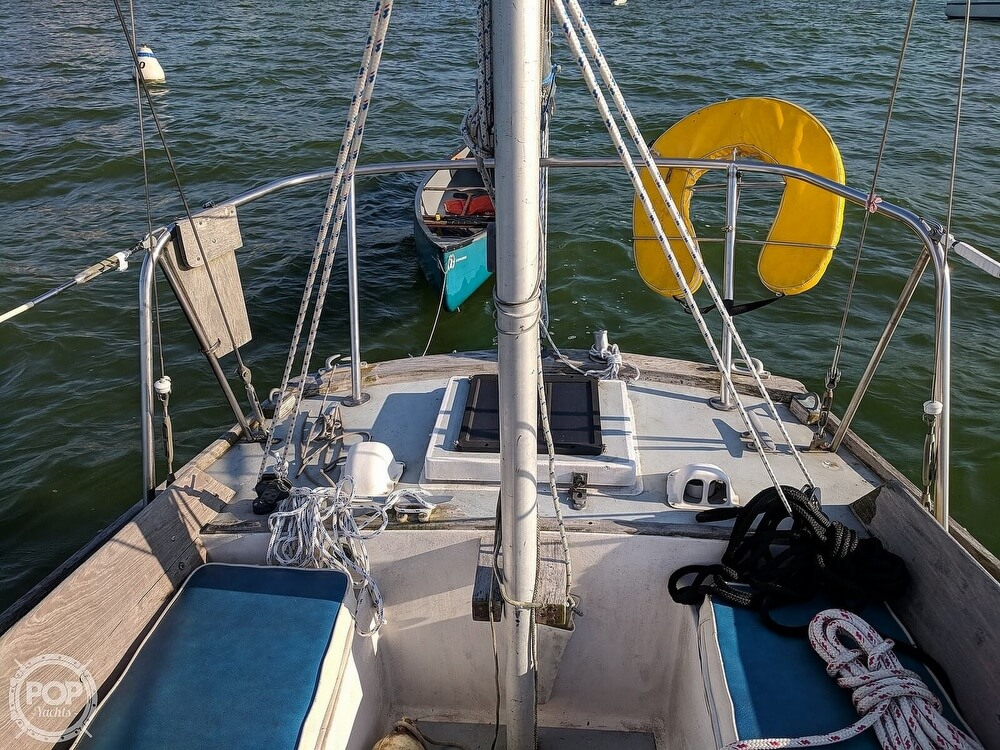 1967 Pearson boat for sale, model of the boat is Wanderer 30 & Image # 6 of 40