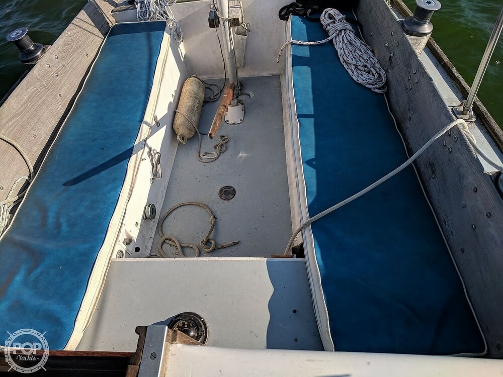 1967 Pearson boat for sale, model of the boat is Wanderer 30 & Image # 14 of 40