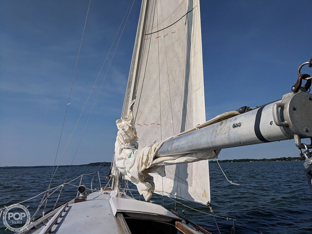 1967 Pearson boat for sale, model of the boat is Wanderer 30 & Image # 17 of 40