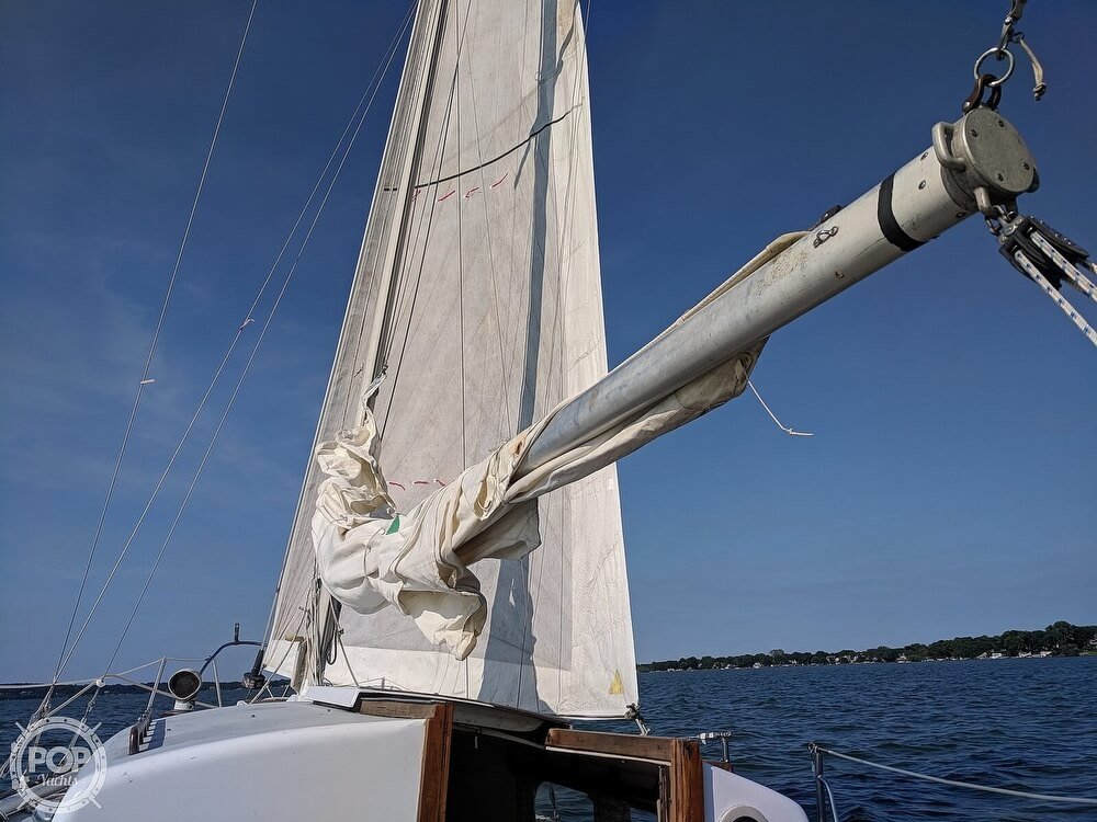 1967 Pearson boat for sale, model of the boat is Wanderer 30 & Image # 20 of 40