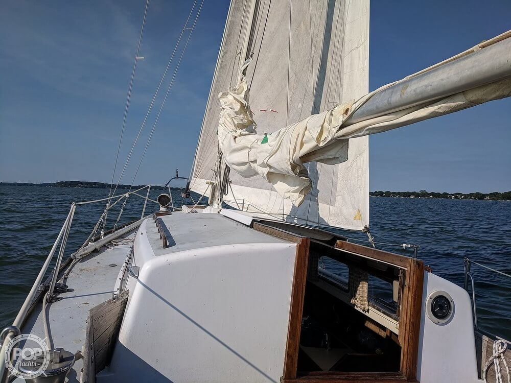 1967 Pearson boat for sale, model of the boat is Wanderer 30 & Image # 21 of 40