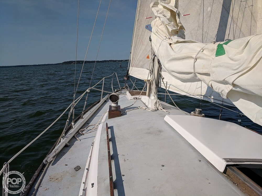 1967 Pearson boat for sale, model of the boat is Wanderer 30 & Image # 25 of 40