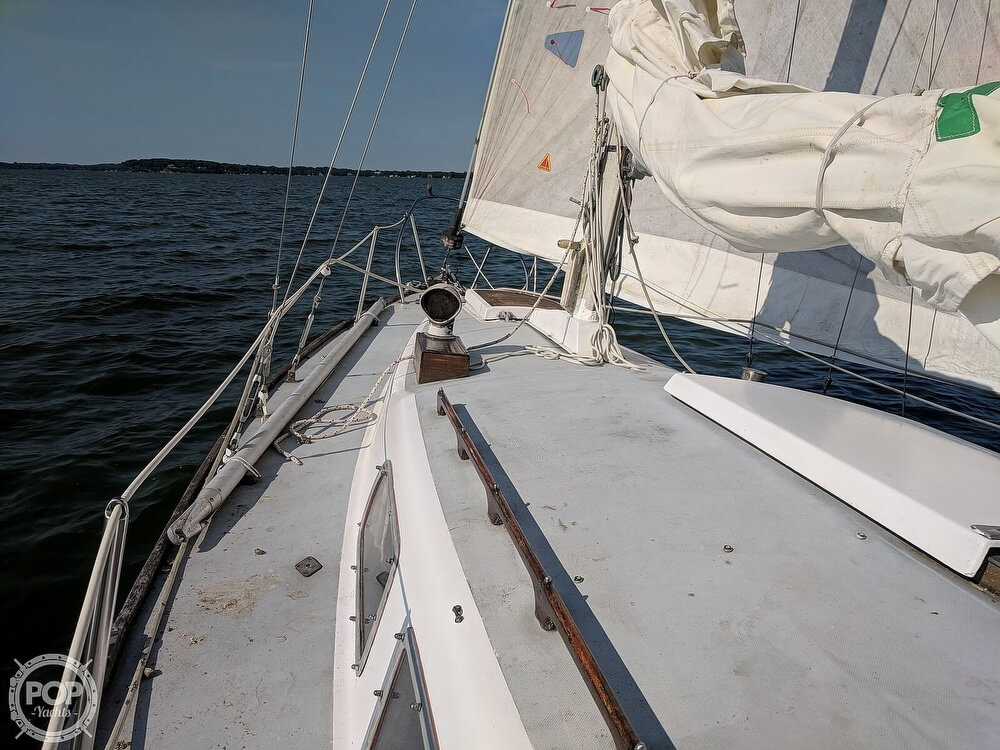 1967 Pearson boat for sale, model of the boat is Wanderer 30 & Image # 24 of 40