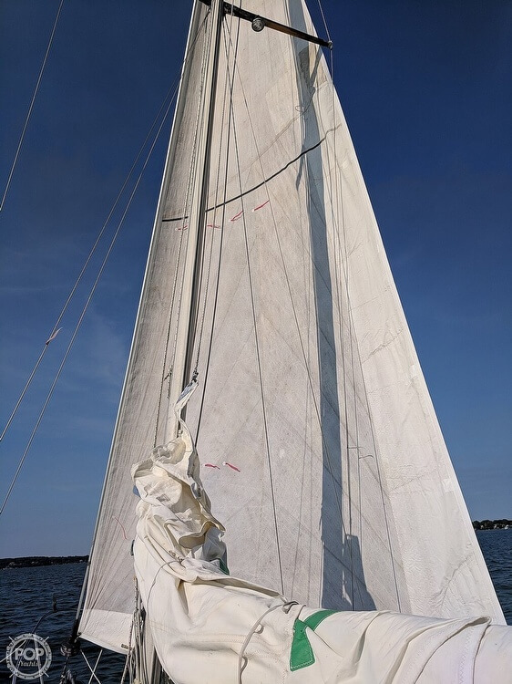 1967 Pearson boat for sale, model of the boat is Wanderer 30 & Image # 27 of 40