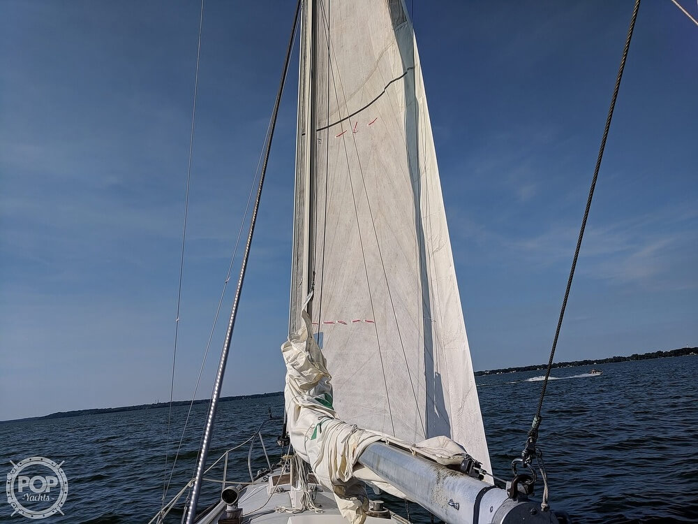 1967 Pearson boat for sale, model of the boat is Wanderer 30 & Image # 30 of 40