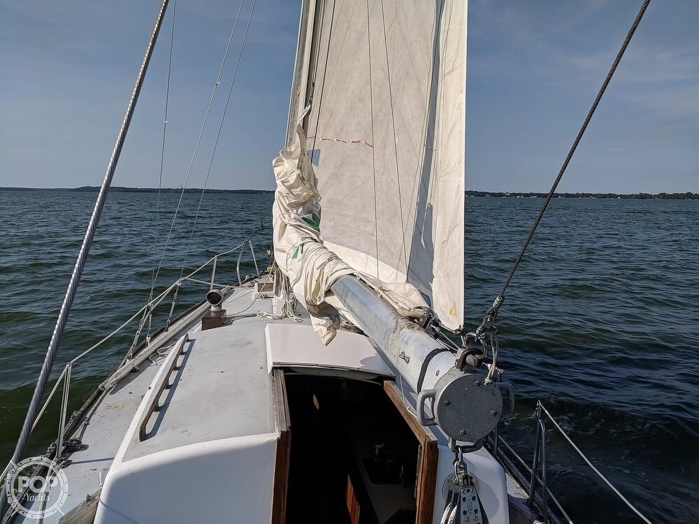 1967 Pearson boat for sale, model of the boat is Wanderer 30 & Image # 32 of 40