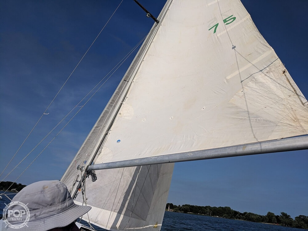 1967 Pearson boat for sale, model of the boat is Wanderer 30 & Image # 34 of 40
