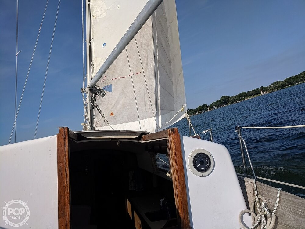 1967 Pearson boat for sale, model of the boat is Wanderer 30 & Image # 23 of 40