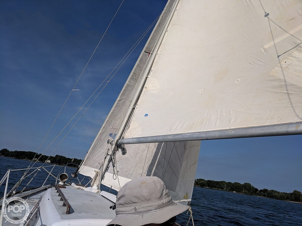 1967 Pearson boat for sale, model of the boat is Wanderer 30 & Image # 4 of 40