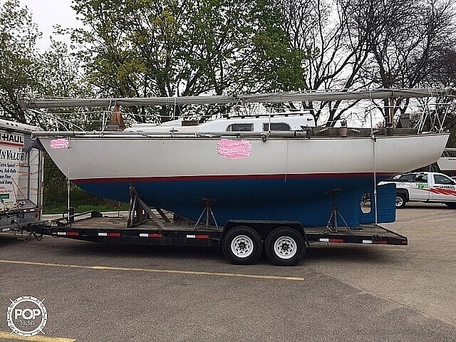 1967 Pearson boat for sale, model of the boat is Wanderer 30 & Image # 2 of 40