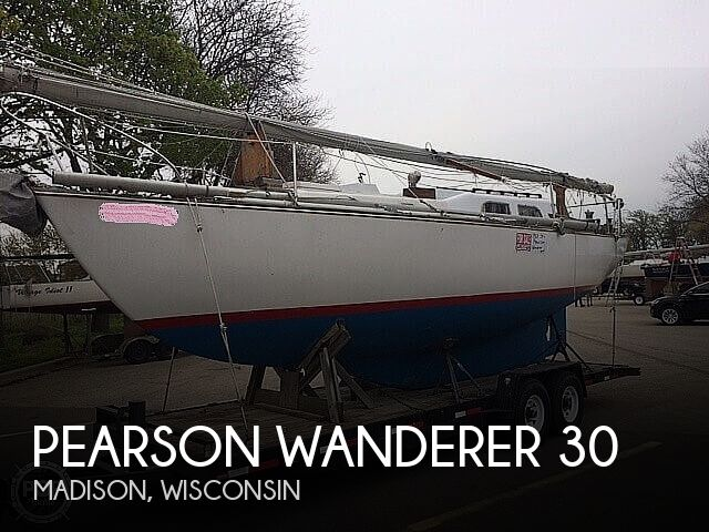 1967 PEARSON WANDERER 30 for sale