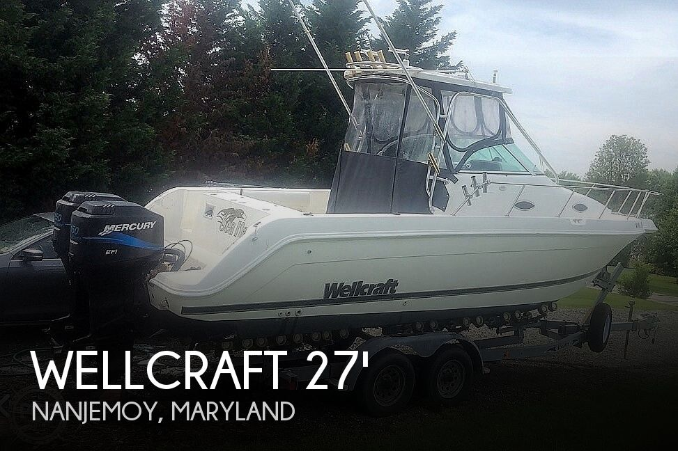 Used Wellcraft Boats For Sale in Maryland by owner | 2000 Wellcraft 27