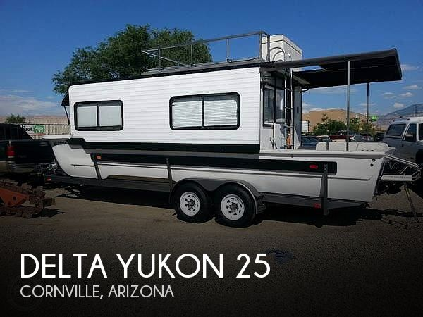 Used Delta Boats For Sale by owner | 1978 Delta Yukon 25