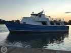2007 Custom Line Trawler 62 Long Range Cruiser - #1