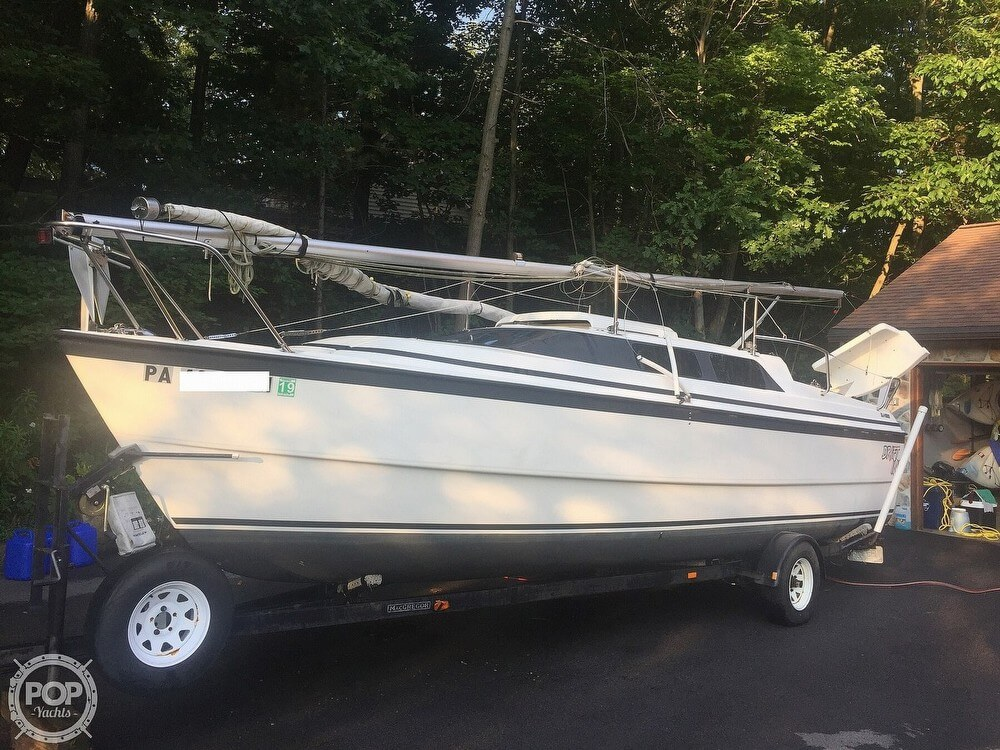 2002 Macgregor boat for sale, model of the boat is 26X & Image # 4 of 41